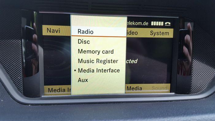 Wireless CarPlay for Mercedes NTG4 5 / 4 7 W204 W212 GLK ML GL