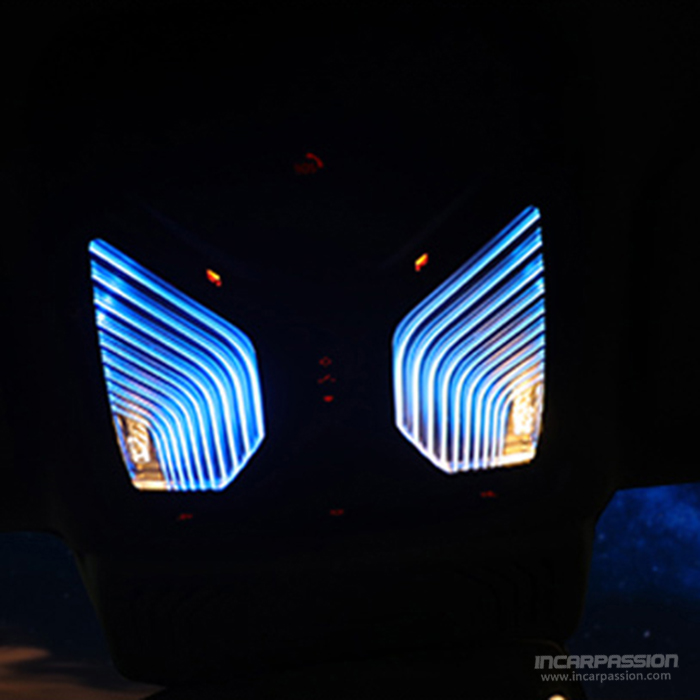 Multi Color Ambient Angle Reading Light For Bmw 5 6 7 Series X3 X4 X5