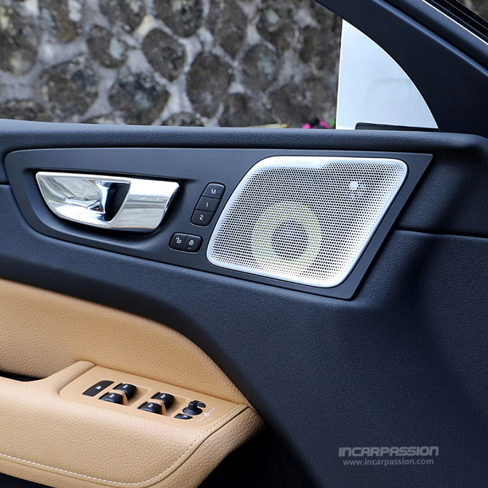 Volvo XC90 V90 S90 XC60 Front Door Midrange Speaker & Tweeter