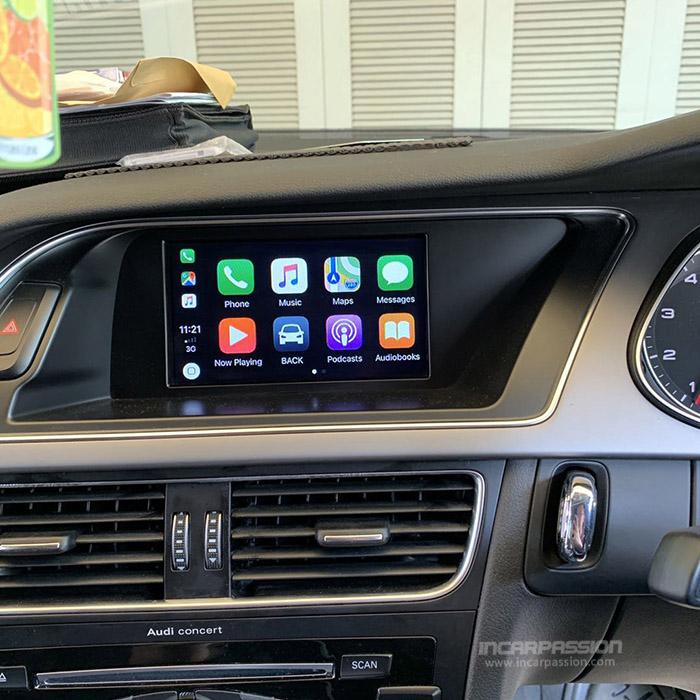 Wireless Carplay Android Auto Interface for Audi MMI 2G 3G MIB