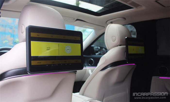 11 6'' Android Headrest Monitor for Mercedes Benz C E S V