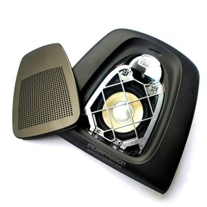 bmw  series  bowers wilkins design diamond speaker