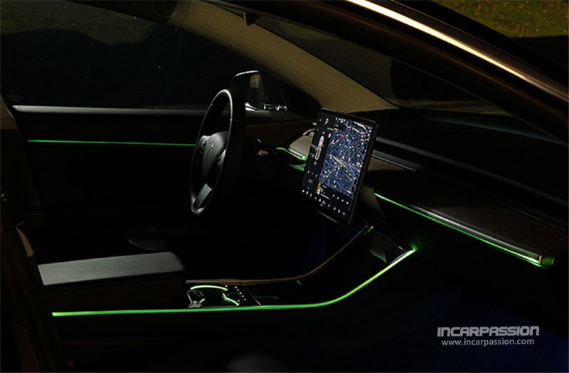 Tesla Model 3 OEM Design 64 Colors Ambient Light